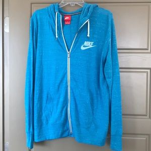 Hooded Nike Jacket